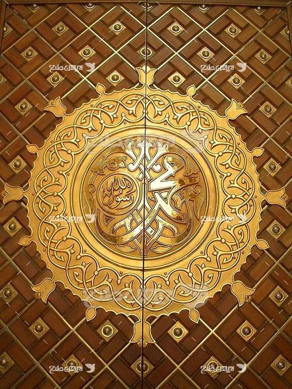 عکس بک گراند محمد رسول الله
