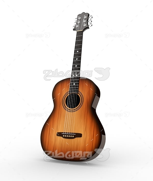 تصویر موسیقی گیتار