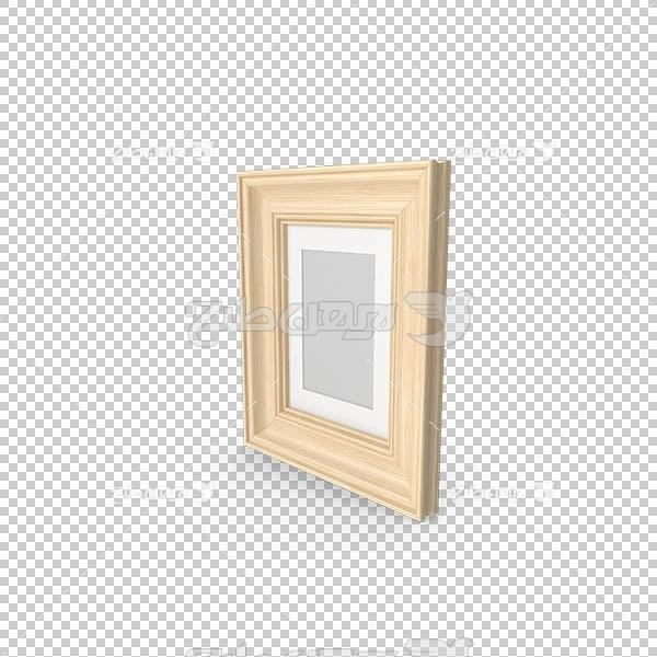 تصویر سه بعدی دوربری قاب عکس