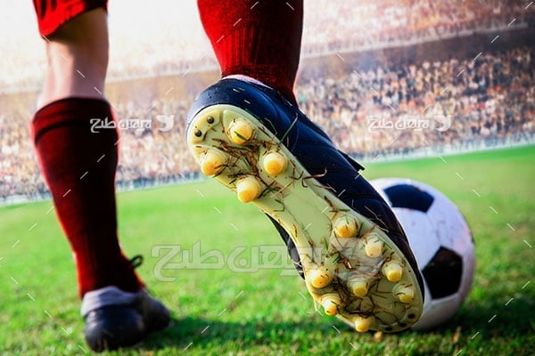 تصویر ورزشی فوتبال