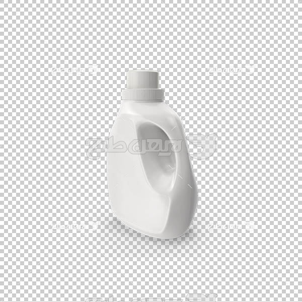 تصویر سه بعدی دوربری مایع شوینده