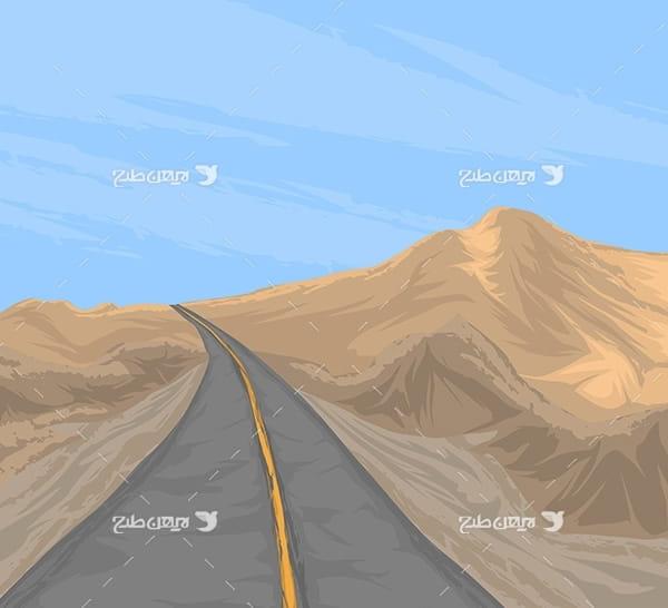 طرح خیابان ها