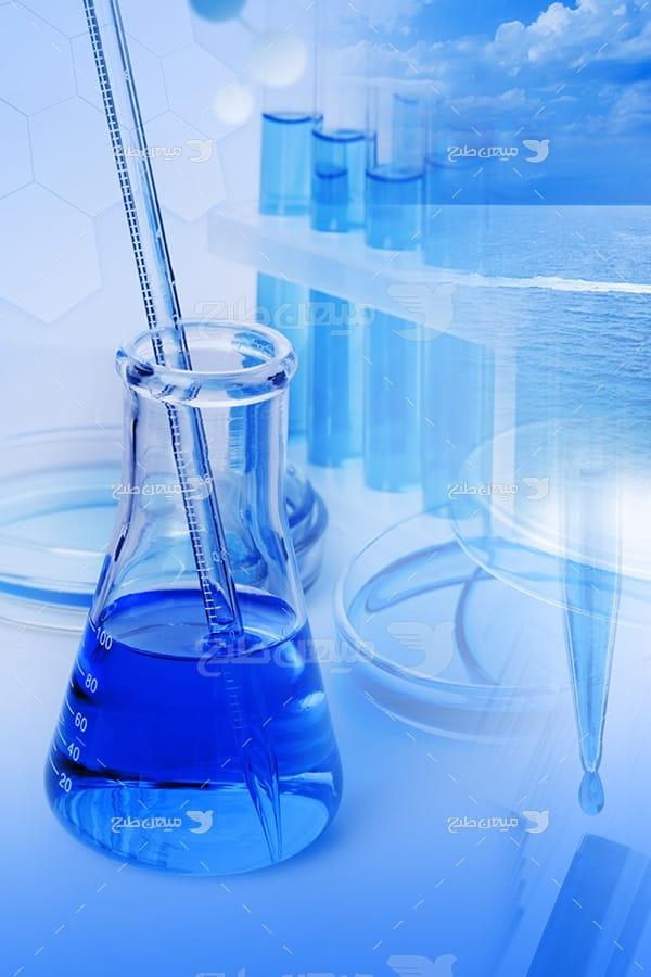 عکس آزمایشگاه