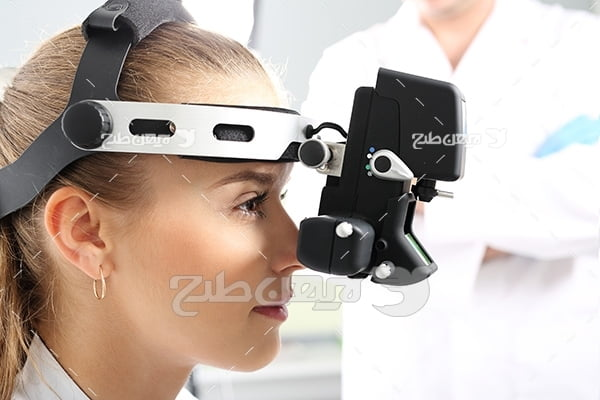عکس بینایی سنجی