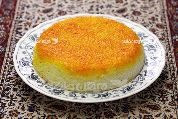 عکس ته چین برنج