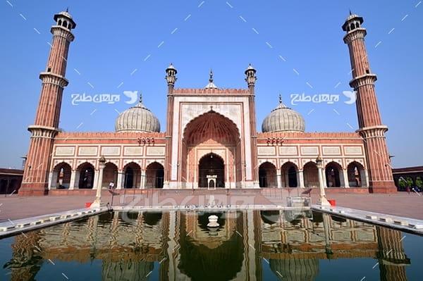 عکس مذهبی و مسجد