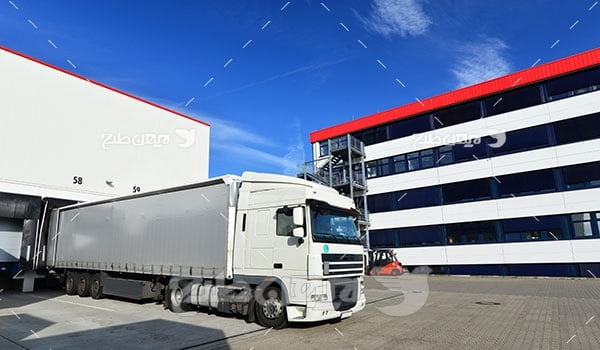 تصویر کامیون
