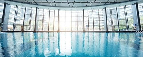عکس استخر شنا