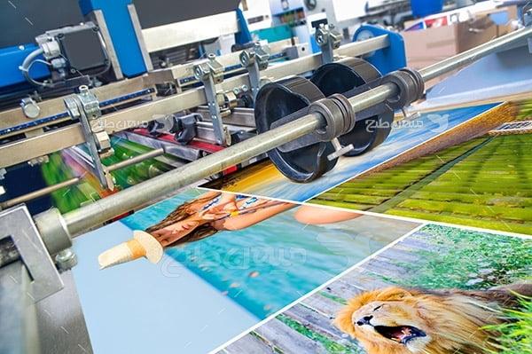 عکس دستگاه های چاپ