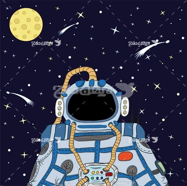وکتور فضانورد