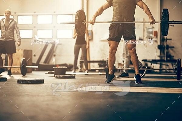 تصویر ورزشی بدنسازی