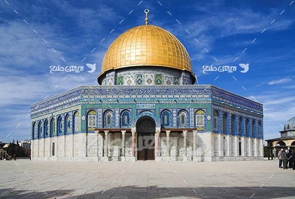 عکس مدینه و مسجد الحرام
