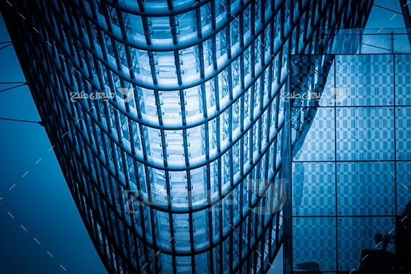 عکس ساختمان مدرن