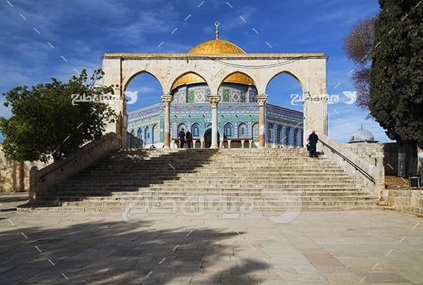 عکس بیت المقدس در فلسطین
