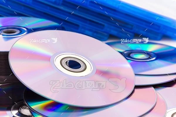 عکس سی دی