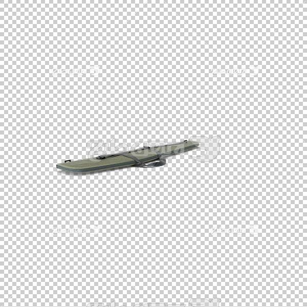 تصویر سه بعدی دوربری کیف اسلحه
