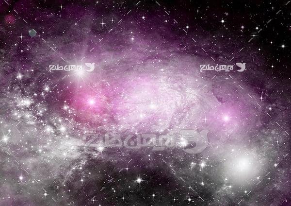 عکس سیارات