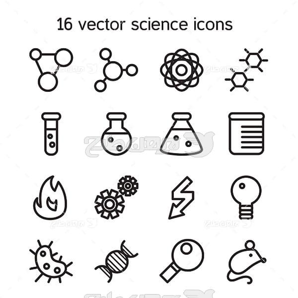 آیکن شیمی
