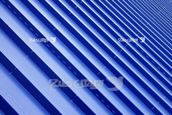 بک گراند خطوط آبی