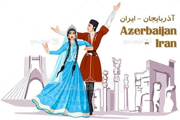 وکتور آذربایجان