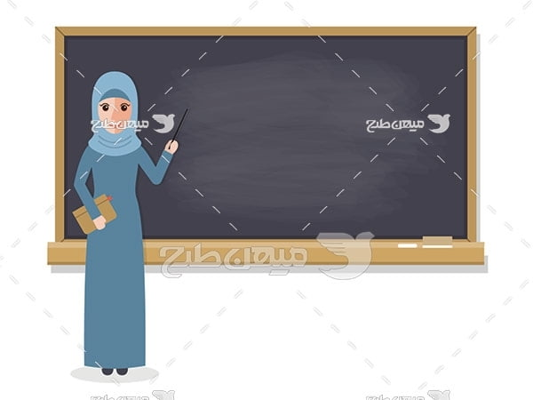 وکتور معلم