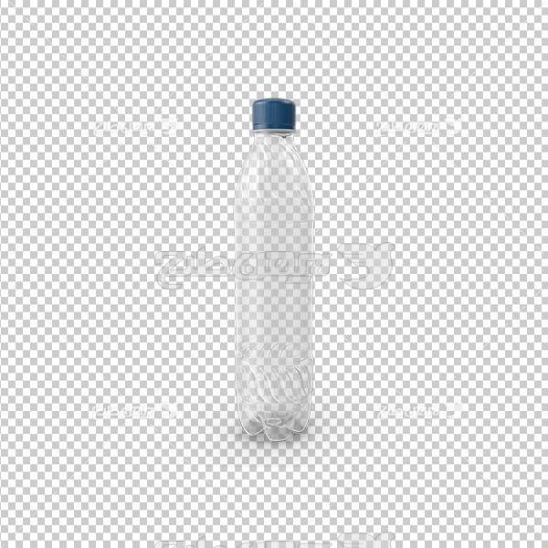 تصویر دوربری سه بعدی بطری