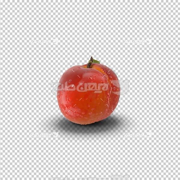 تصویر دوربری سه بعدی هلو
