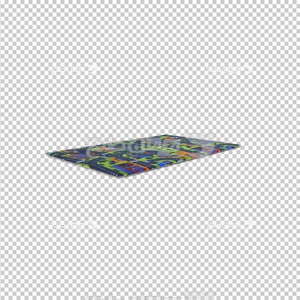 تصویر دوربری قالیچه