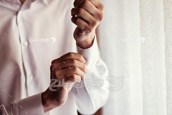 عکس پیراهن مردانه