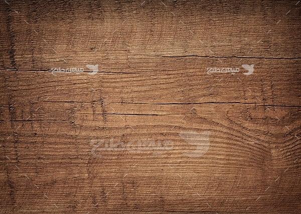 عکس چوب