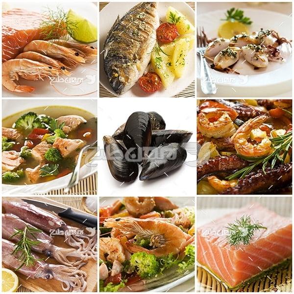 غذاهای دریایی