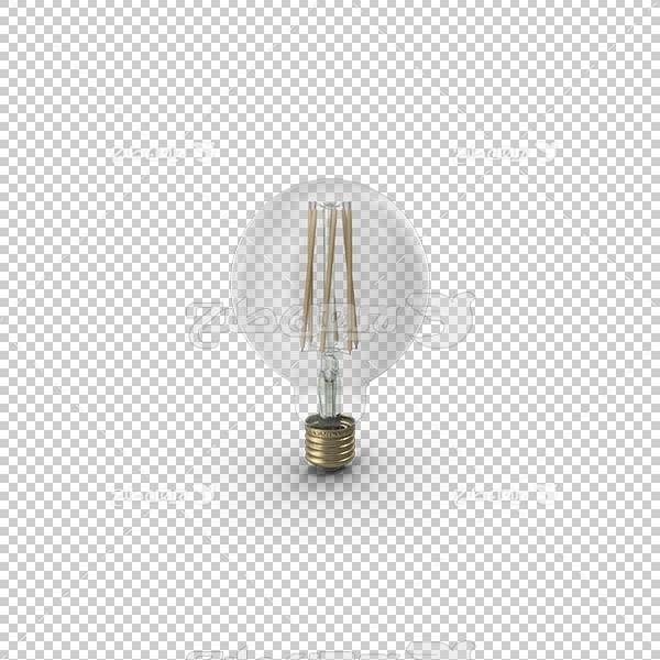 تصویر سه بعدی دوربری لامپ