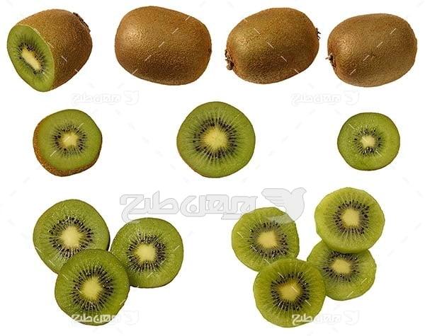 عکس میوه کیوی