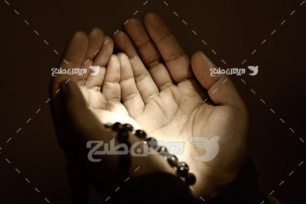 عکس مذهبی دعا