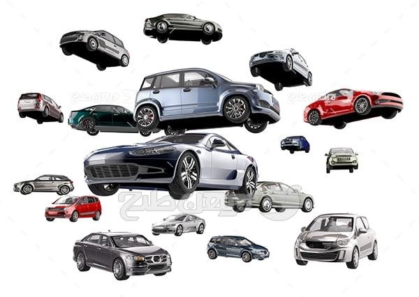 عکس ماشین های مختلف