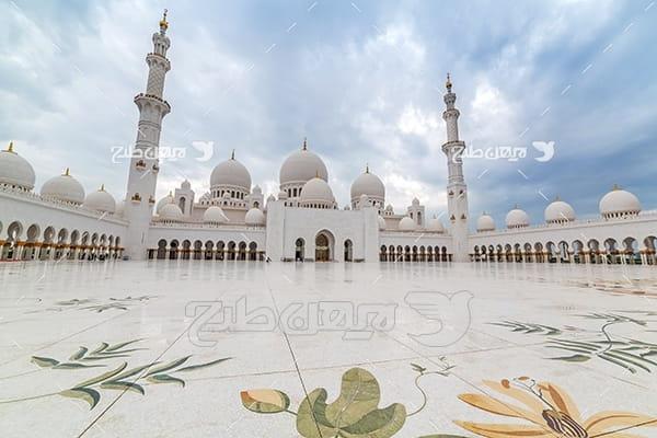 عکس مسجد اهل سنت