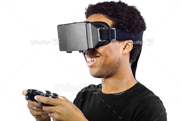 عکس بازی واقعیت مجازی