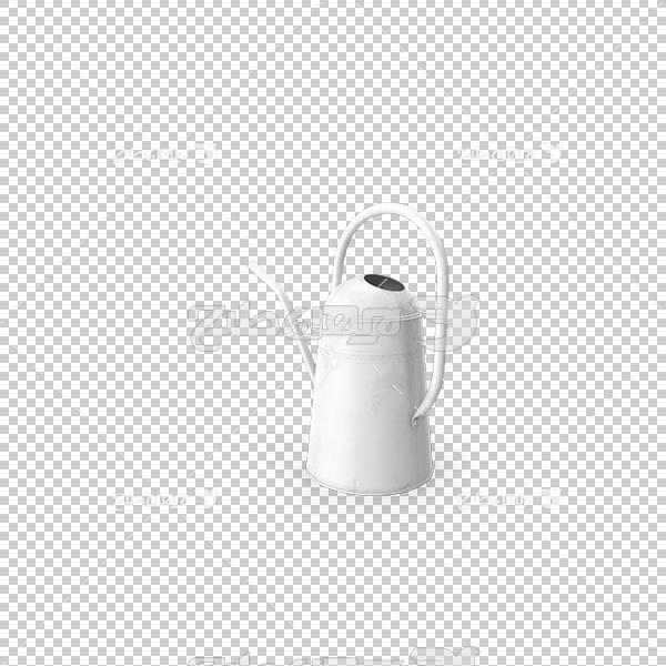 تصویر سه بعدی دوربری آب پاش