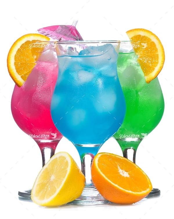 عکس نوشیدنی و آب میوه
