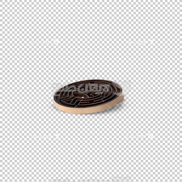 تصویر سه بعدی دوربری بازی تخم مرغ شبدر