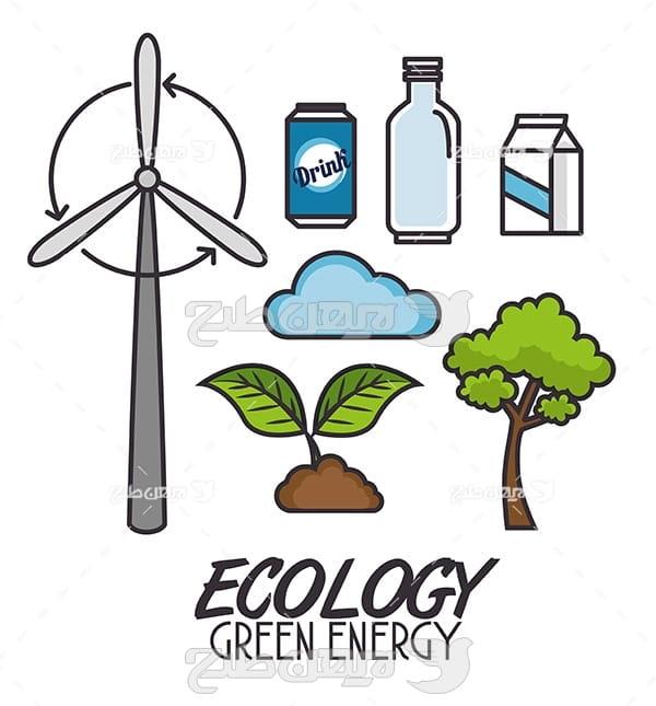 وکتور انرژی پاک