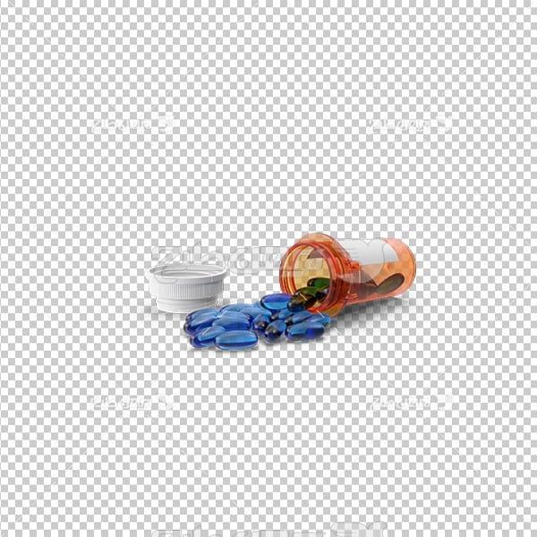 تصویر دوربری سه بعدی قرص