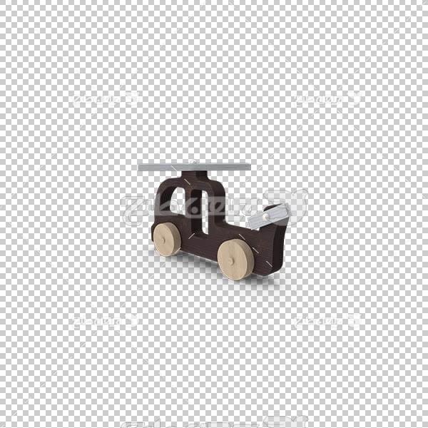تصویر سه بعدی دوربری هلی کوپتر