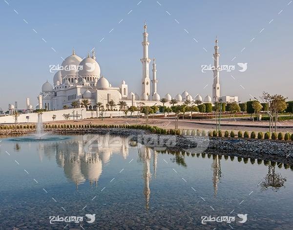 عکس مسجد در هند