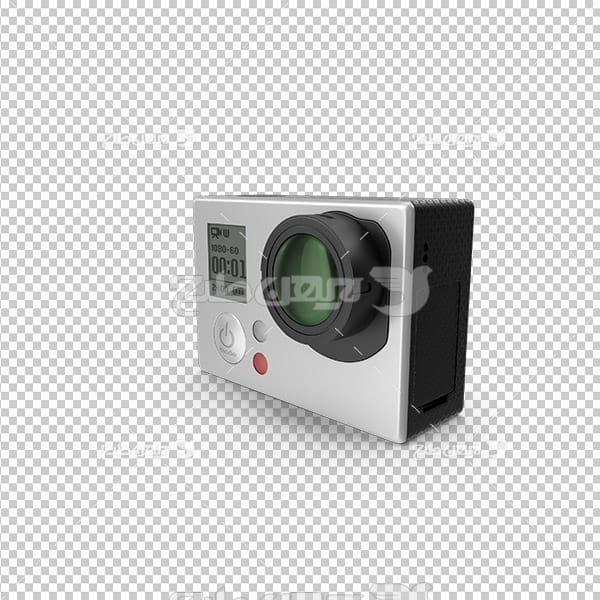 تصویر دوربری سه بعدی دوربین گوپرو