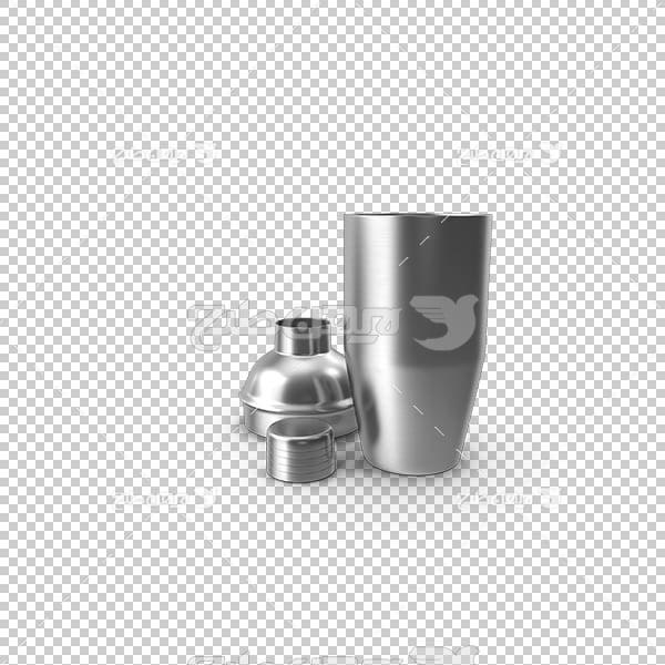 تصویر سه بعدی دوربری همزن کوکتل