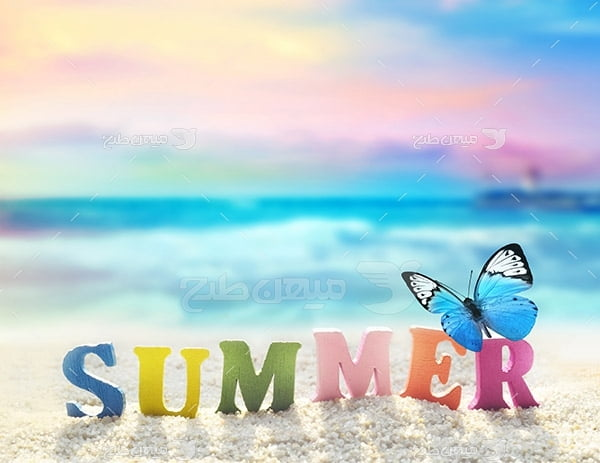 عکس تابستان