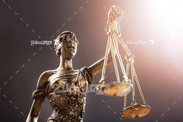 تندیس عدالت