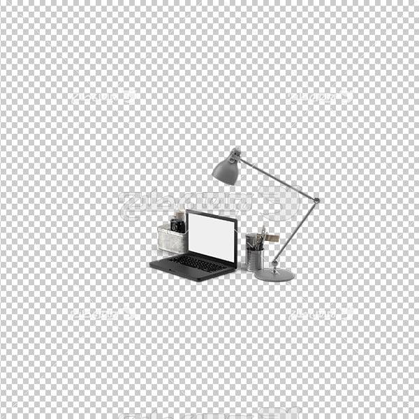 تصویر دوربری سه بعدی لب تاب