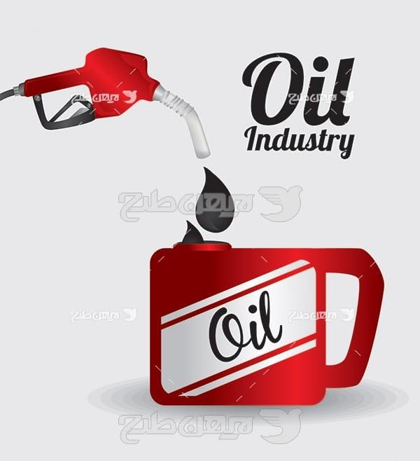 وکتور صنعت نفت